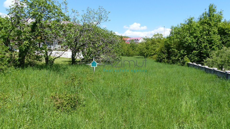 Land, 1700 m2, For Sale, Kastav