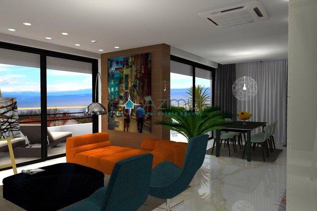 Apartment, 118 m2, For Sale, Matulji