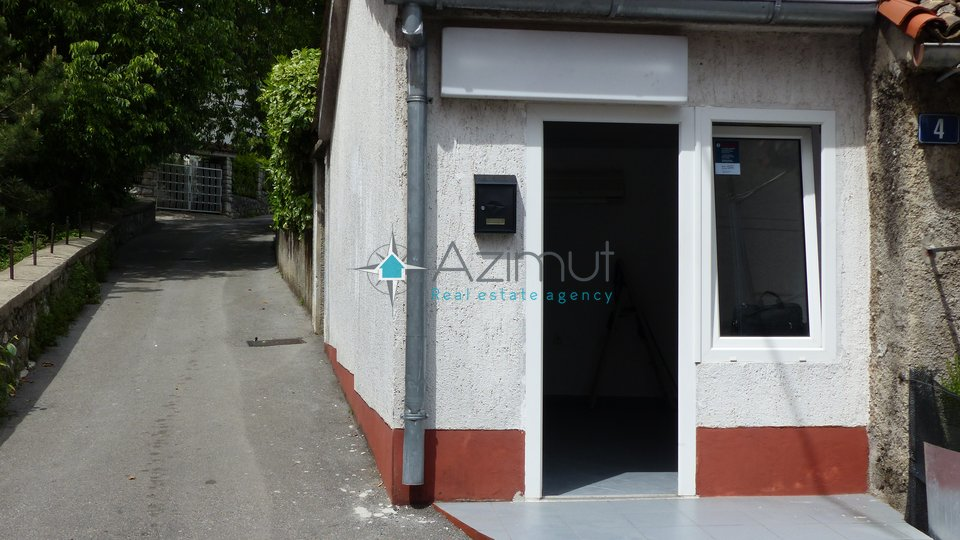 Commercial Property, 13 m2, For Rent, Rijeka - Zamet