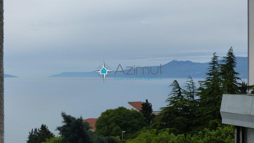Rijeka, Kantrida, Stan, 2s + db, 70 m2, pogled na more