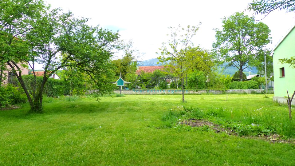 Land, 490 m2, For Sale, Dražice