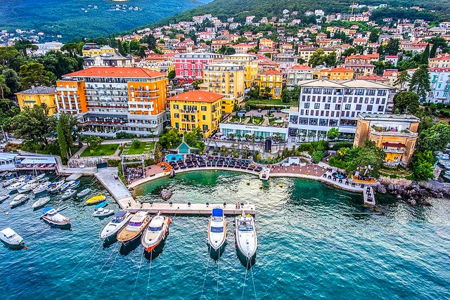 Apartment, 77 m2, For Sale, Opatija