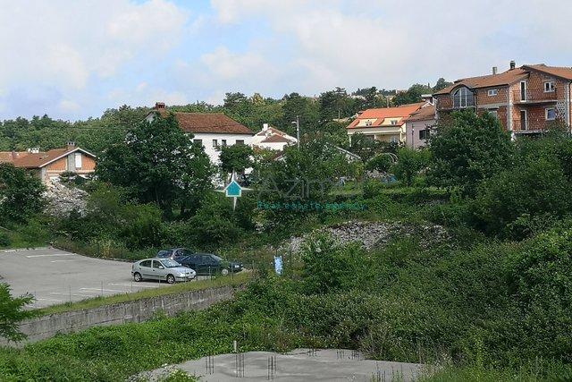 Rijeka - Srdoči, Građevinski teren, 1107 m2, Odlična lokacija