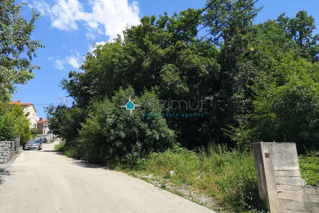 Land, 1117 m2, For Sale, Kastav