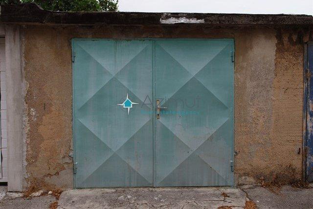 Garage, 10 m2, For Sale, Rijeka - Belveder