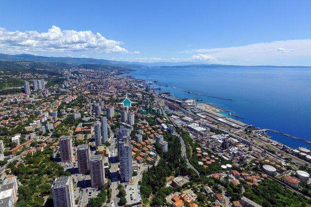 Apartment, 50 m2, For Sale, Rijeka - Rastočine