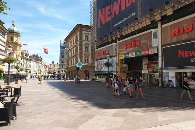 Commercial Property, 25 m2, For Sale, Rijeka - Centar