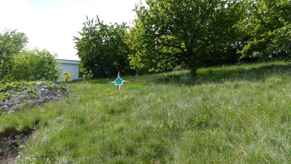 Čavle, Cernik, zemljište, 2100 m2, panoramski pogled