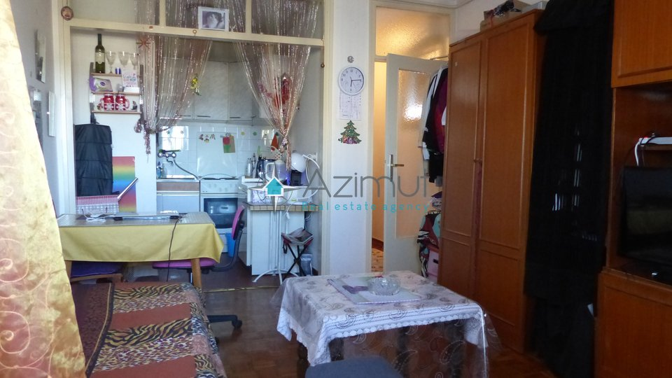 Apartment, 26 m2, For Sale, Rijeka - Turnić