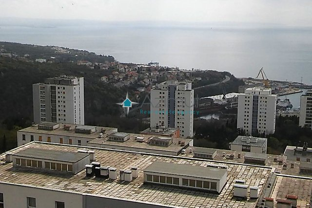 Apartment, 64 m2, For Sale, Rijeka - Gornja Vežica