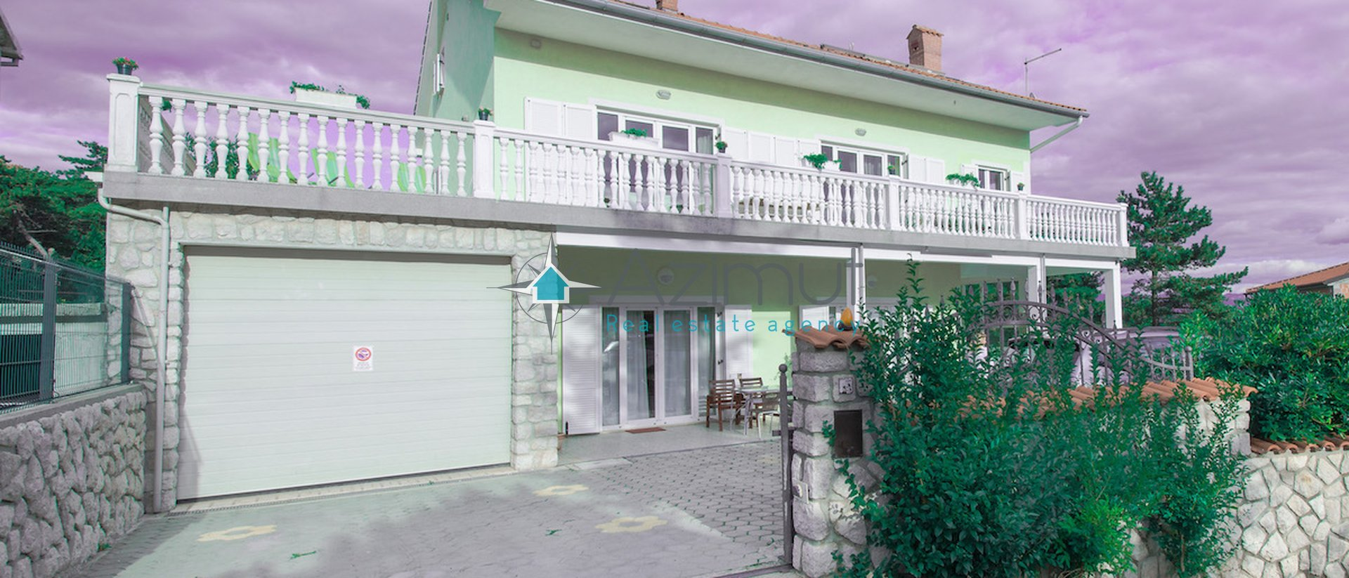 House, 550 m2, For Sale, Rijeka - Pulac