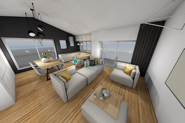 Apartment, 125 m2, For Sale, Rijeka - Hosti