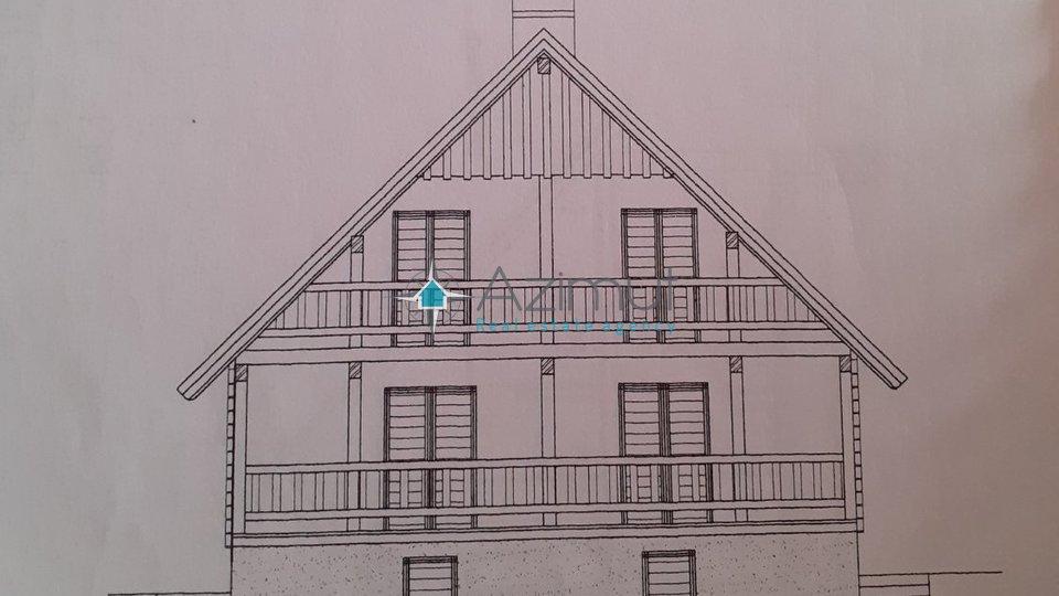 Grundstück, 1733 m2, Verkauf, Ravna Gora - Stari Laz