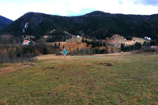 Land, 4926 m2, For Sale, Ravna Gora