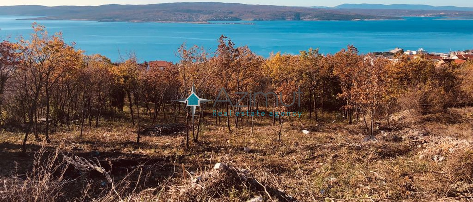 Land, 1316 m2, For Sale, Crikvenica