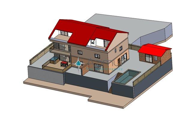 Apartment, 120 m2, For Sale, Kastav