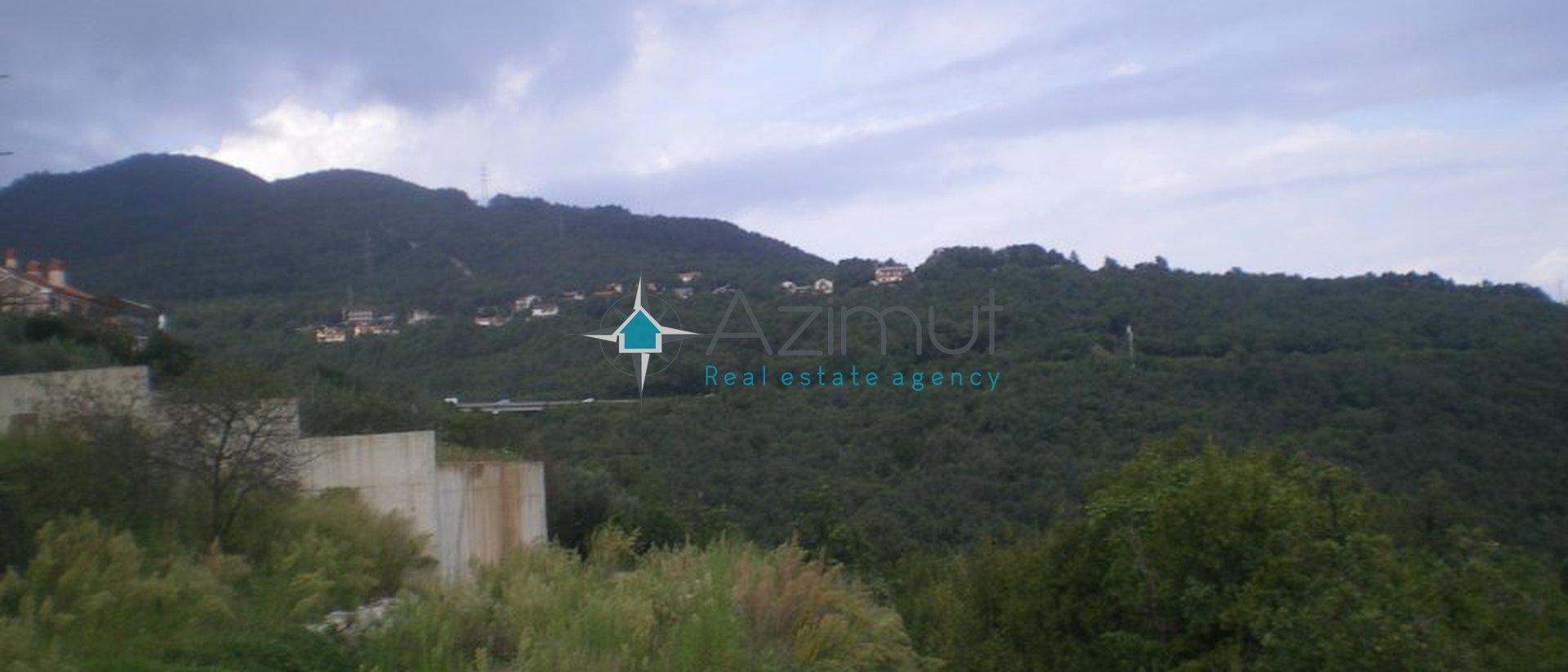 Opatija, Veprinac, građevinsko zemljište, 2050 m2
