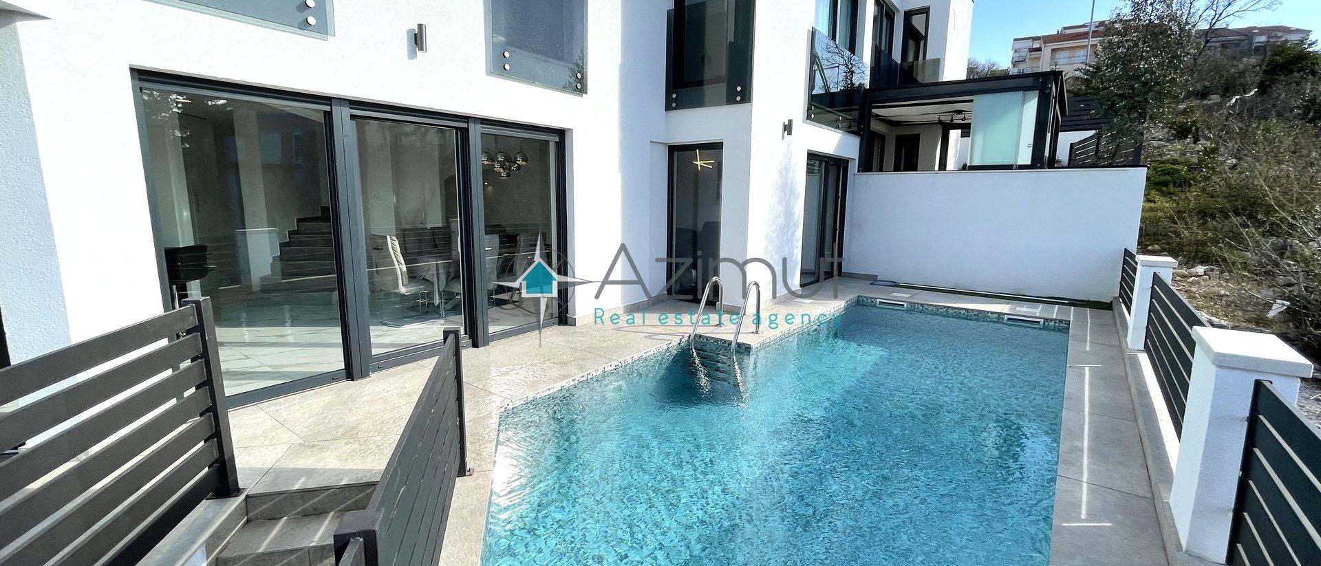 House, 203 m2, For Sale, Crikvenica