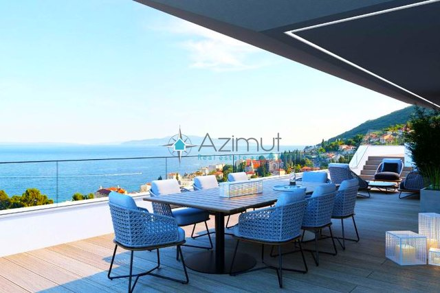 Apartment, 158 m2, For Sale, Opatija