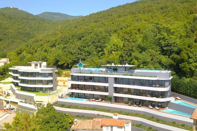 Apartment, 348 m2, For Sale, Opatija