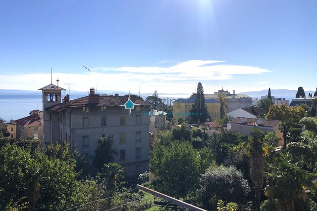 Apartment, 98 m2, For Sale, Opatija