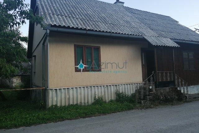 Casa, 96 m2, Vendita, Skrad - Hribac