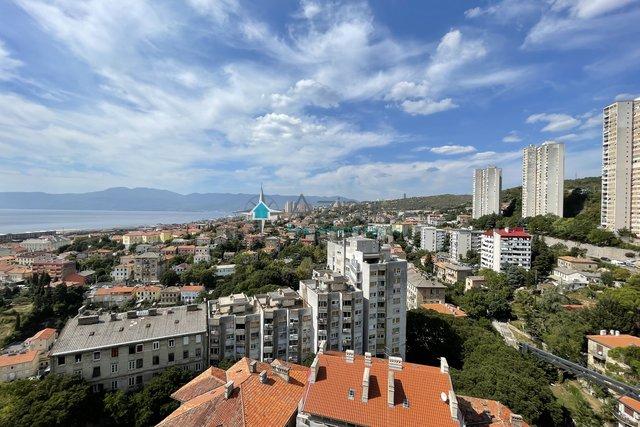 Apartment, 57 m2, For Sale, Rijeka - Belveder