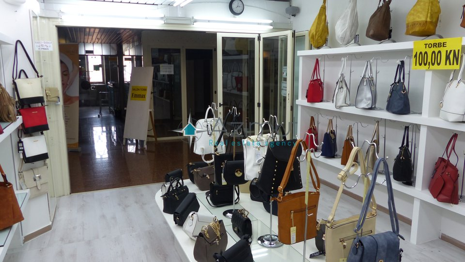 Geschäftsraum, 27 m2, Verkauf, Rijeka - Centar