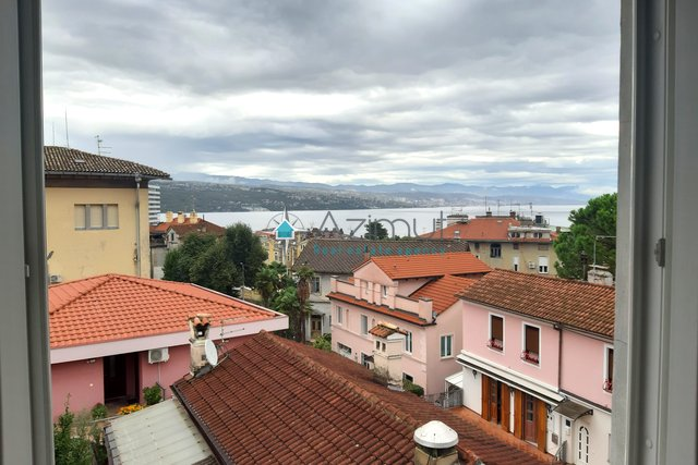 Apartment, 61 m2, For Sale, Opatija
