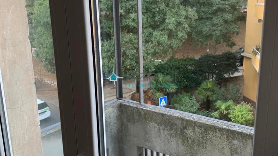 Rijeka, Belveder, 91m2, Pogled na more, dva balkona!!!
