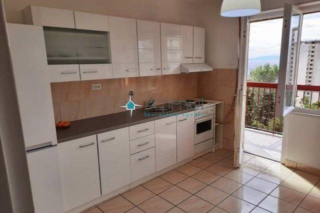 Stanovanje, 55 m2, Najem, Rijeka - Podmurvice